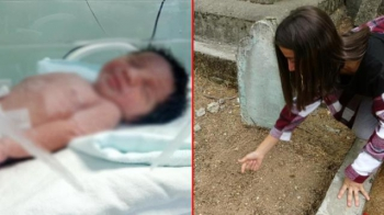 Canlı canlı gömülen bebek olayının altından yasak aşk çıktı: Bebekten kurtulmak için annemle bu planı yaptık