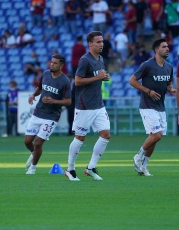 Trabzonspor'dan 4 sakatlık açıklaması