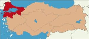Marmara Bölgesi'nde kuvvetli rüzgar ve fırtına bekleniyor